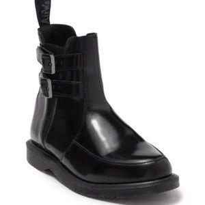 NWOT ! Dr. Martens Flora II  Buckle Boots